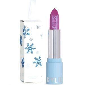 ❄️ Kylie Cold As Ice Metallic Lipstick ❄️